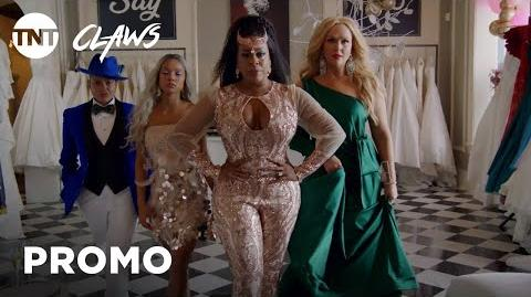 Claws What The? - Season 2 PROMO TNT