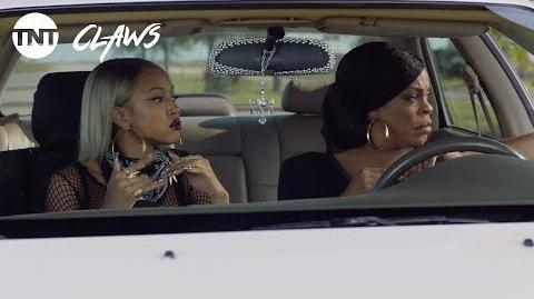 Claws Polly's One Woman Heist - Season 1, Ep. 5 CLIP TNT