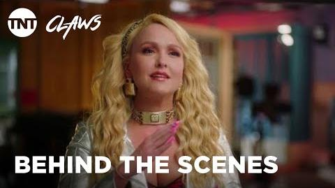 Claws Clawsian Moments - Season 2 BEHIND THE SCENES TNT