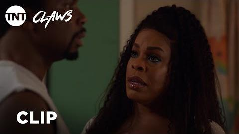 Claws Virginia's Surprise - Season 2, Ep. 9 CLIP TNT