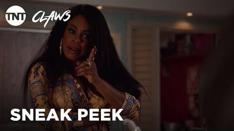 Claws Two Deposits - Season 2, Ep. 1 SNEAK PEEK TNT