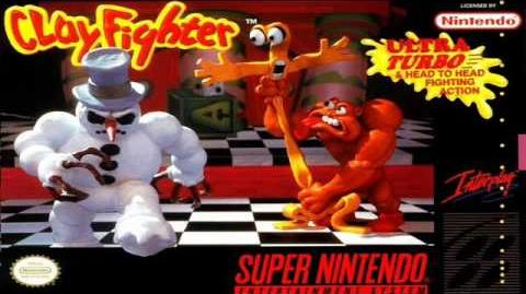 Best SNES Games Music - ClayFighter - Haunted House