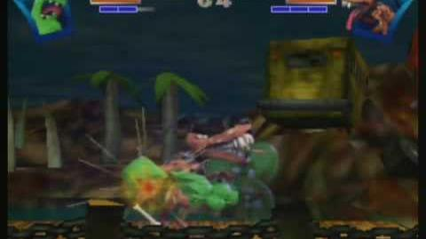 Clayfighter Sculptor's Cut The Blob Run (2 3)