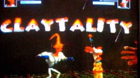 Clayfighter 63 1 3... Earthworm Jim