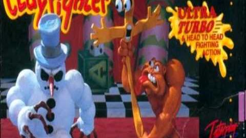 Clay Fighter (SNES) - Funhouse