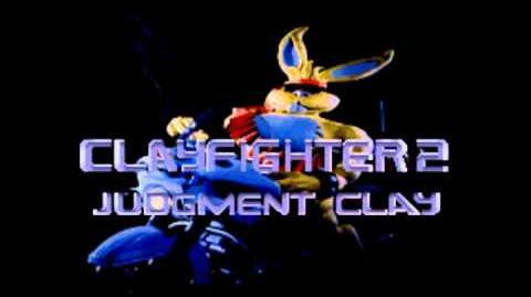 Clayfighter 2 Judgment Clay Music Ending Theme