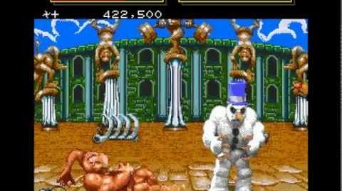 Mega Drive Longplay -223- ClayFighter