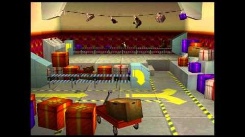 Clayfighter Real Music, Santa Toy Factory, Busy Town Music