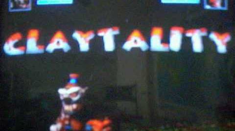 Clayfighter 63 1 3... Hougan