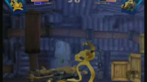 Clayfighter Sculptor's Cut Taffy Run (1 2)
