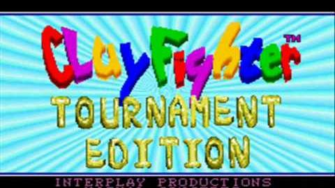 Clay Fighters Tournament Edition Intro