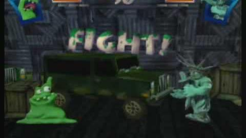 Clayfighter Sculptor's Cut The Blob Run (1 3)
