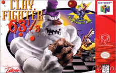 ClayFighter63cover