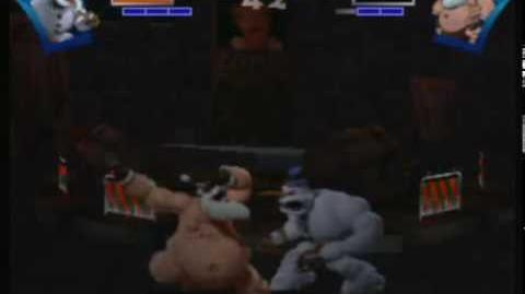 Clayfighter Sculptor's Cut Bad Mr. Frosty Run (2 2)