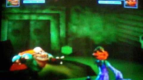 Clayfighter 63 1 3... Boogerman