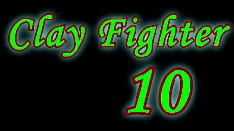 Clay Fighter - 10