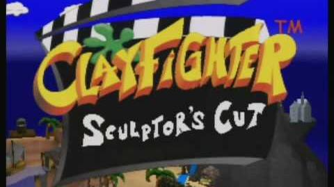 Clay Fighter Sculptor's Cut Intro