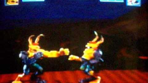 Clayfighter 63 1 3... T Hoppy