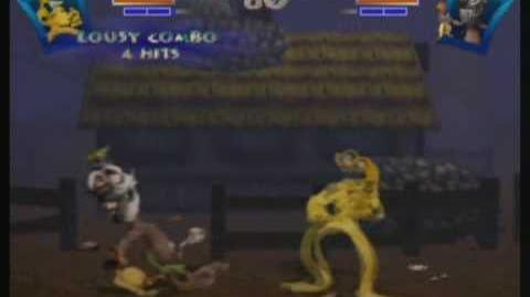 Clayfighter Sculptor's Cut Taffy Run (2 2)