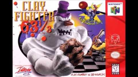 Clayfighter 63 1 3 Freezing Fortress Music