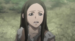 Mujer de Toriro anime