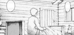 Habitación de Raki en Egon