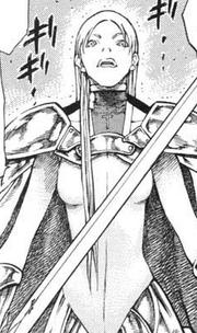 Karla en el manga