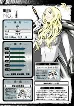 Teresa's stat colour by demiandillers