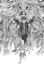 Despertar humanoide gigante