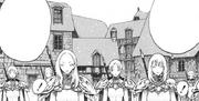 Lily y Eliza siendo puestas en un equipo