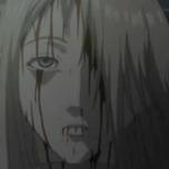 Guerriera sconosciuta della squadra di Jean ridotta in fin di vita da Duff prima di morire anime-0