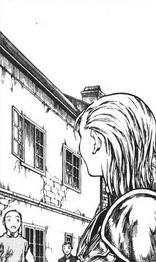 Jean ve la ventana