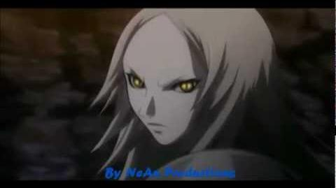 Claymore Characters theme songs part 1!