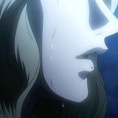 Teresa crying