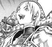 Wendy en el manga