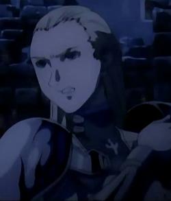 Claudia en el anime