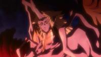 Despertar total de Priscilla en el anime