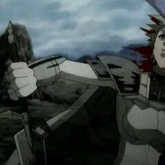 Noel's death (anime)
