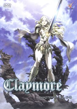 Claymore- Chapter 2- Ep 6 - 9