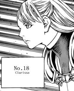 Clarissa No.18