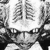 Mantis pequeño