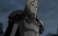 Guerrera Desconocida 3 (Ejec. Teresa) anime