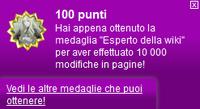10.000 modifiche in pagine TeresaDelSorriso
