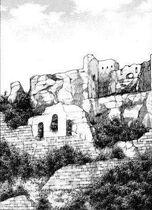 Castello sul Monte Zakol