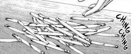 Moneta - beller manga