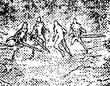 Il primo incontro di Ofelia e Miria in una caccia (Claymore Italia Wiki) (1)
