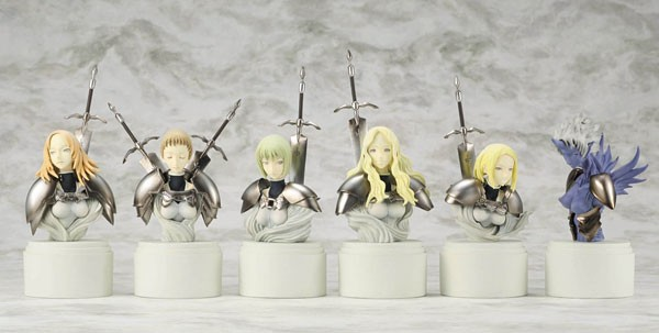 Solid Works Collection DX Claymore