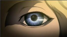 Occhio di Teresa