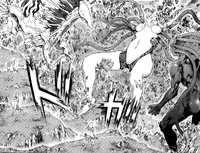L'arrivo di Octavia Chronos e Cassandra cap 144