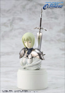 Solid Works Collection DX Claymore Claire